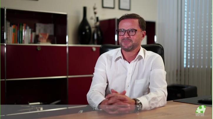 """FAQ Video zum Thema """"Vasektomie"""" unseres Kunden Franz Hirschle"""