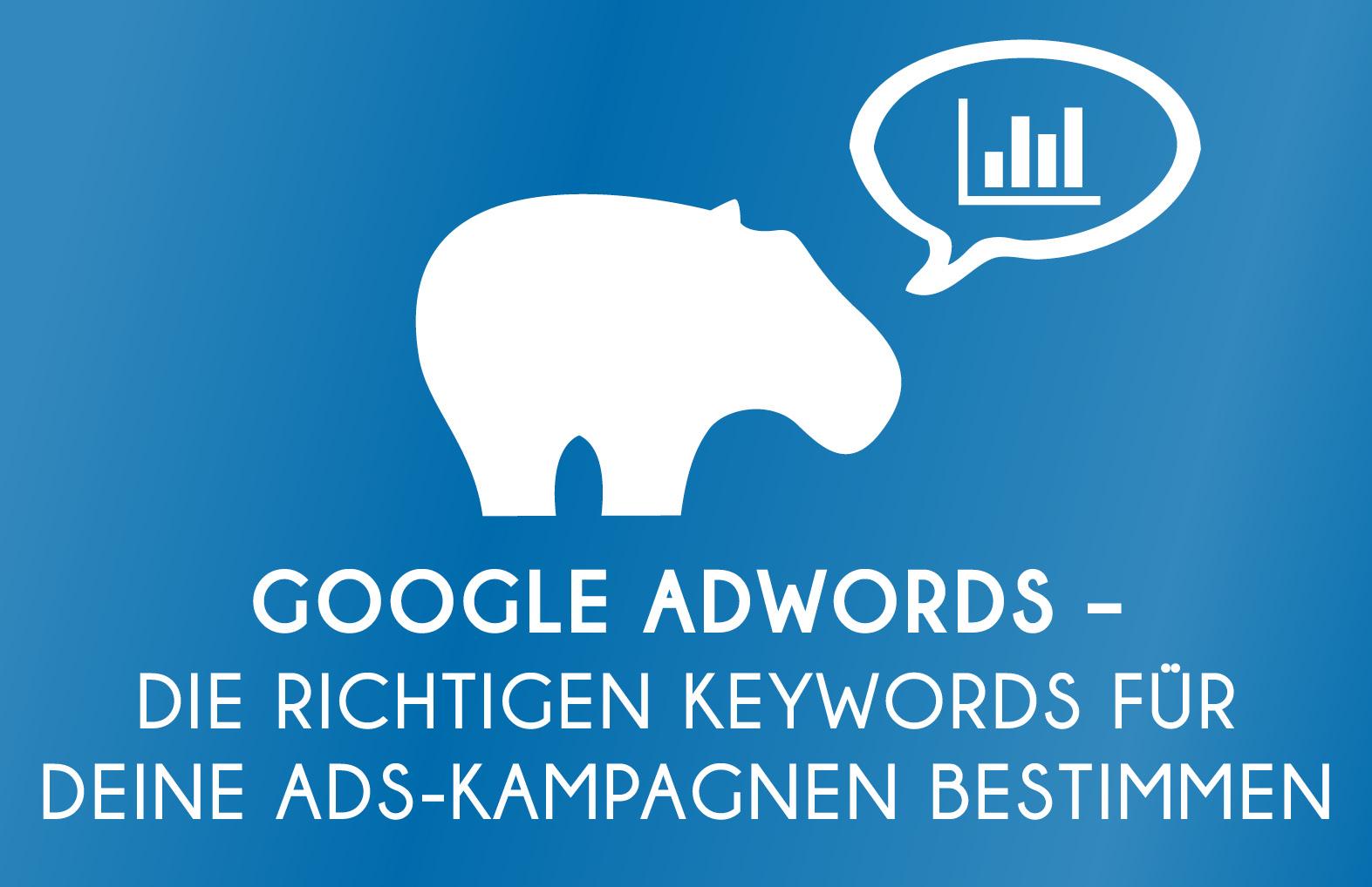 Google Ads - Das solltest Du bei der Keyword Recherche bachten