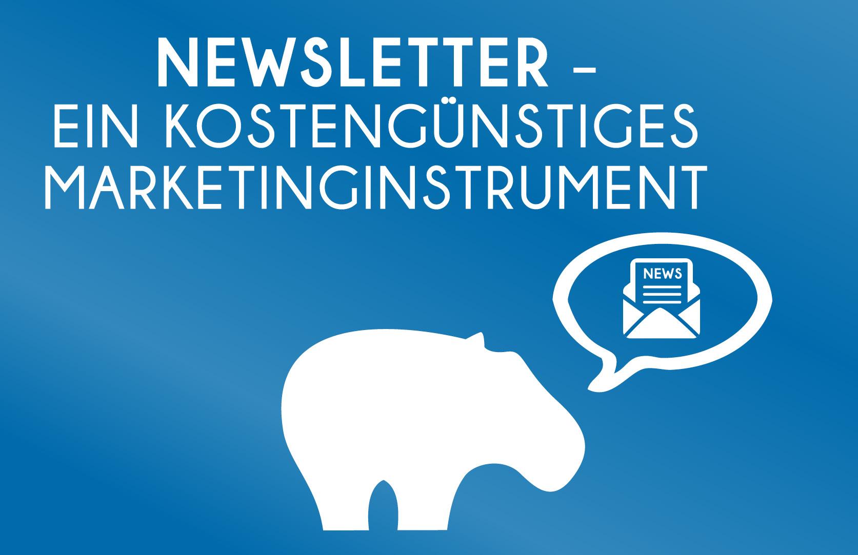 Newsletter - So nutzt Du das kostengünstige Marketinginstrument sinnvoll