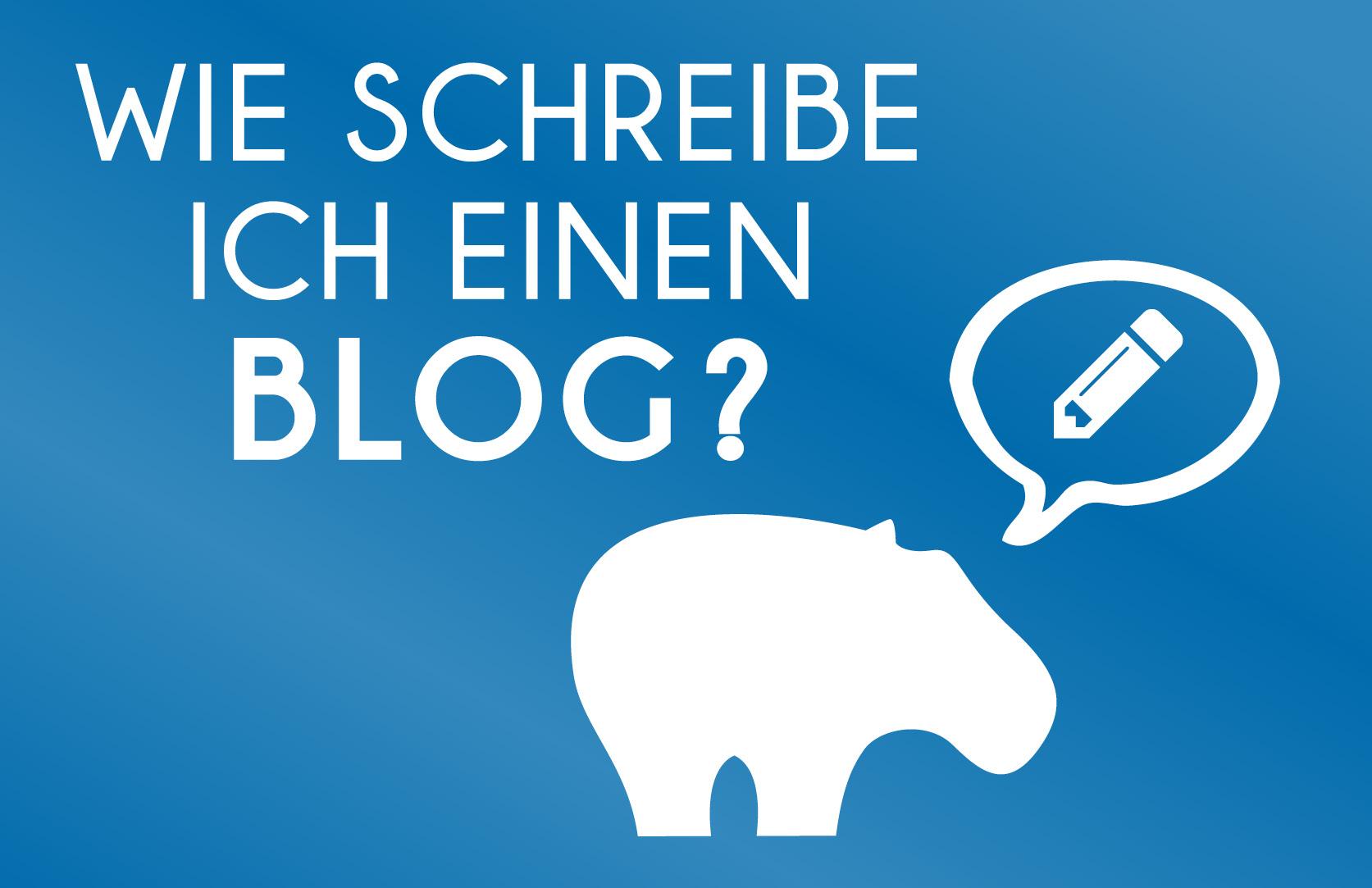 Unsere Tipps wie ein guter Blog strukturiert sein sollte.