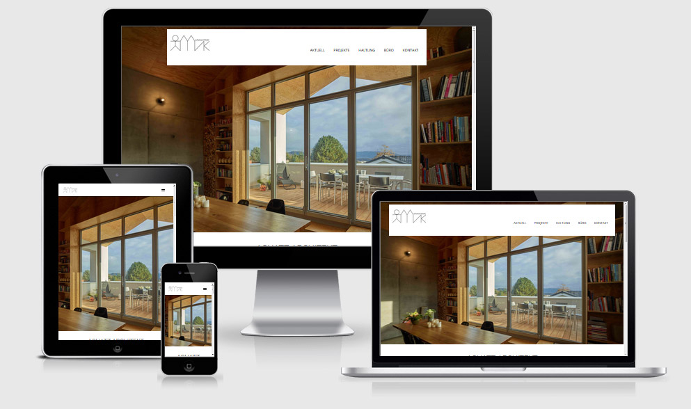 Website-Launch: Achatz Architekt und Partner