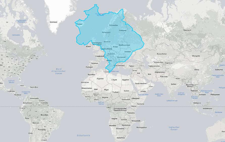 Vergleich Europa Brasilien